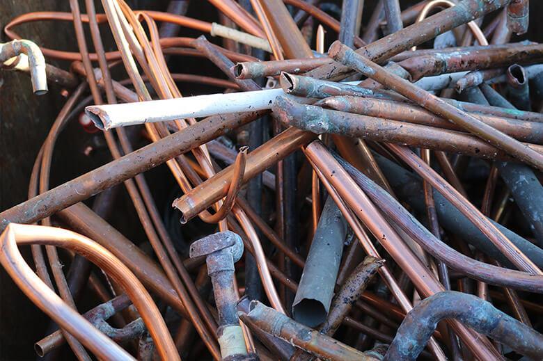 Kiro Schrotthandel Kupfer Raff