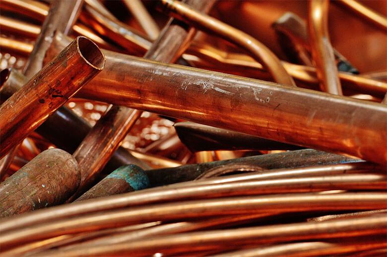 Kiro Schrotthandel Kupfer